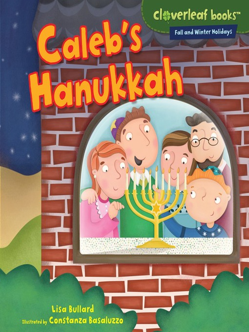 Cover of Caleb's Hanukkah