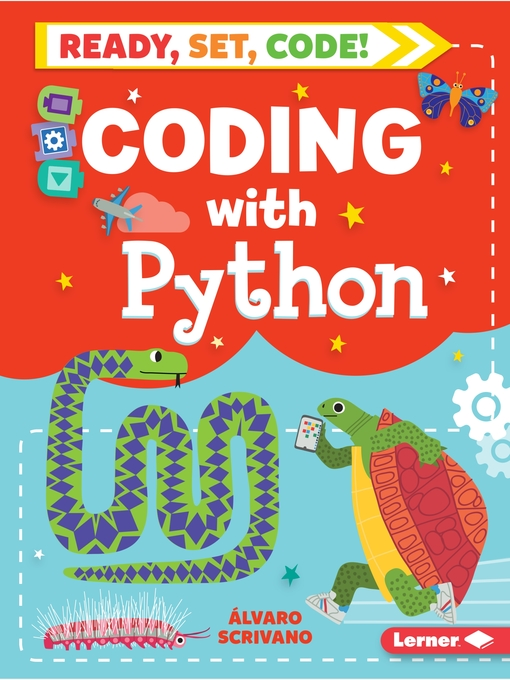 Title details for Coding with Python by Álvaro Scrivano - Wait list