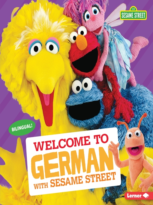 Welcome to German With Sesame Street ®