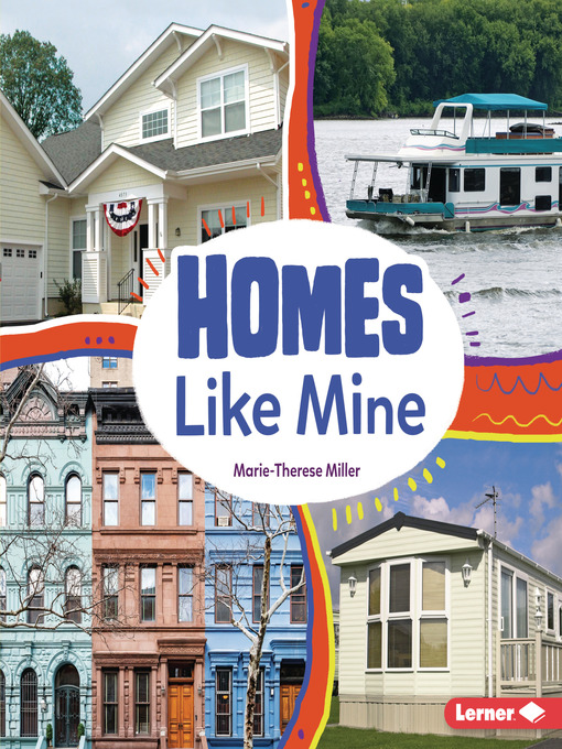 Title details for Homes Like Mine by Marie-Therese Miller - Available
