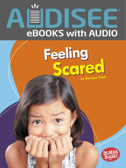 Cover image for book: Feeling Scared