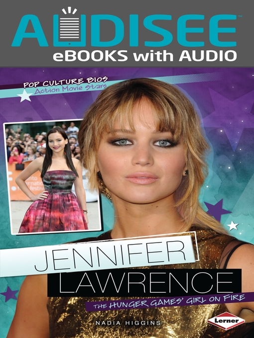 Title details for Jennifer Lawrence by Katherine Krohn - Available