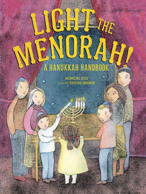 Cover of Light the Menorah!