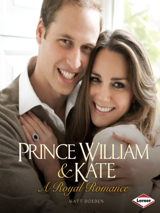 Title details for Prince William & Kate by Matt Doeden - Available