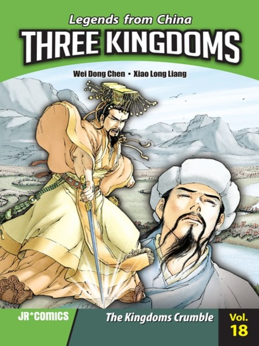 Title details for Three Kingdoms, Volume 18 by Wei Dong Chen - Available