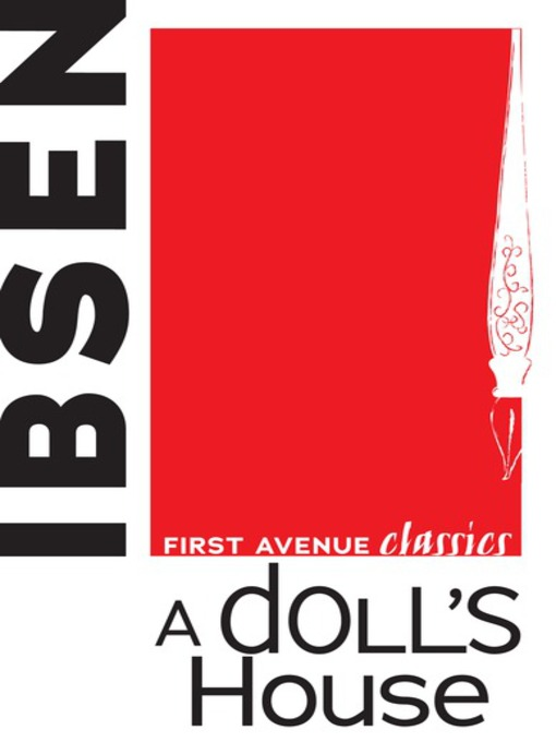Title details for A Doll's House by Henrik Ibsen - Available