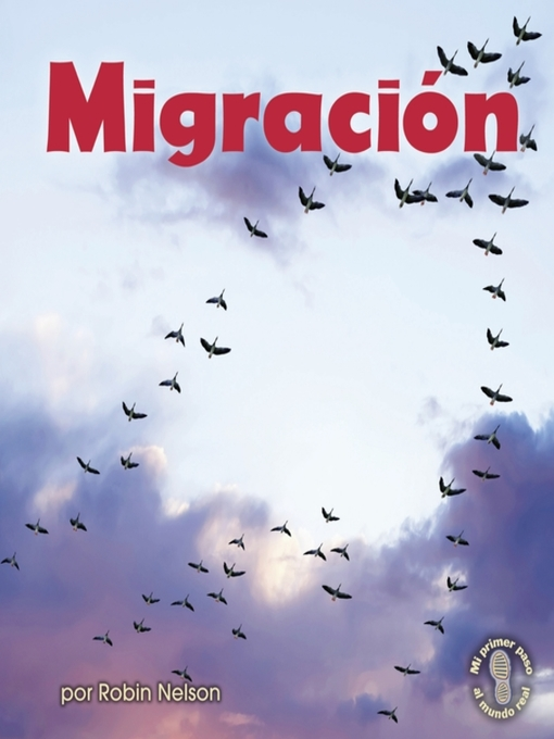 Cover of Migración (Migration)