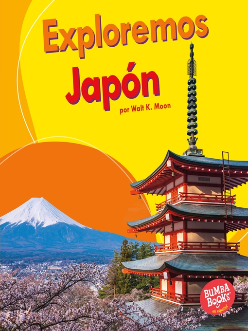 Cover of Exploremos Japón (Let's Explore Japan)