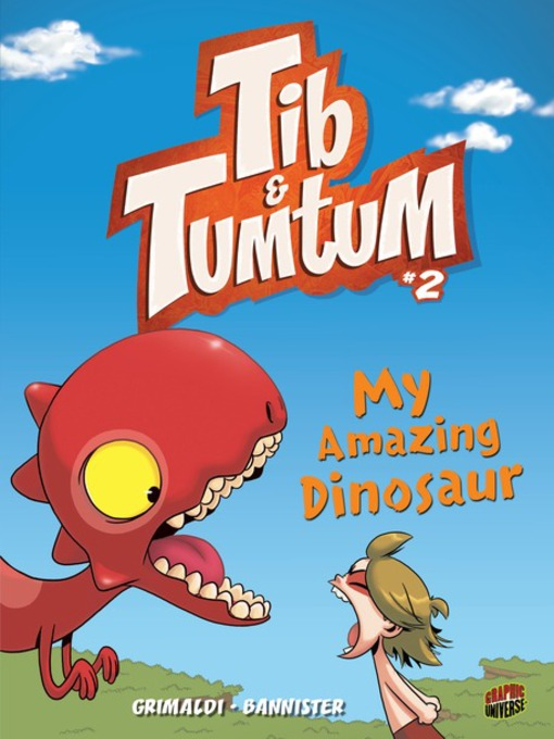 Title details for #2 My Amazing Dinosaur by Flora Grimaldi - Available