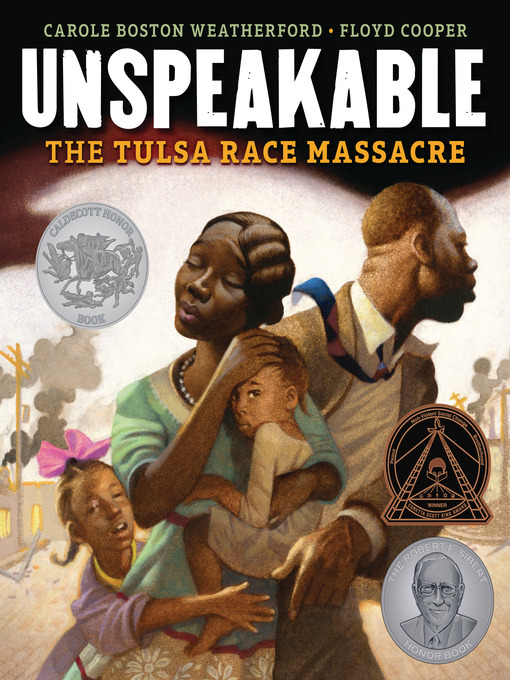 Cover image for book: Unspeakable