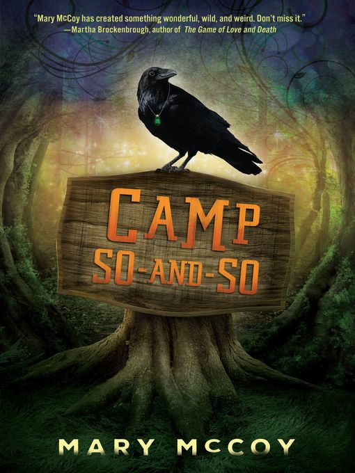 Title details for Camp So-and-So by Mary McCoy - Available