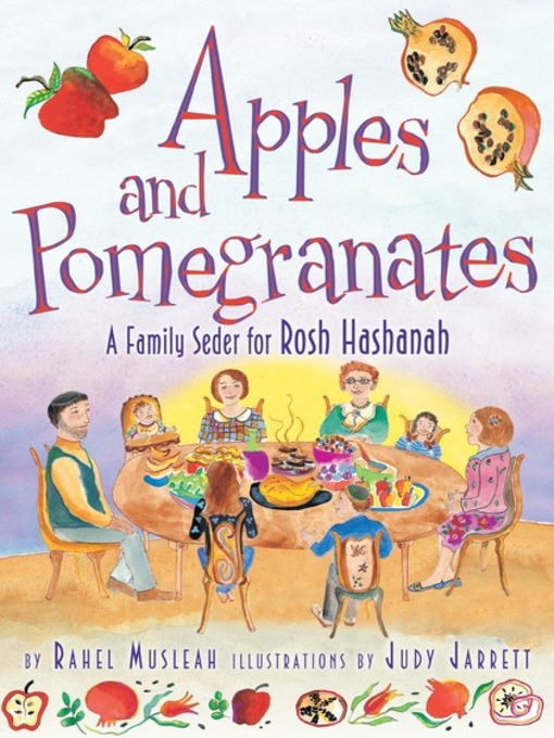 Title details for Apples and Pomegranates by Rahel Musleah - Available