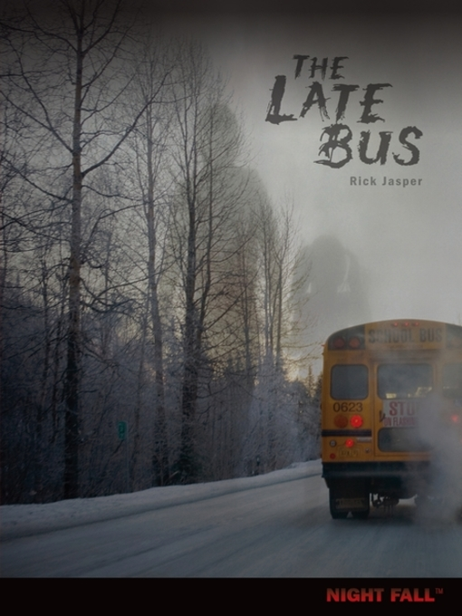 Cover image for The Late Bus