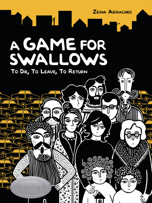 Title details for A Game for Swallows by Zeina Abirached - Available
