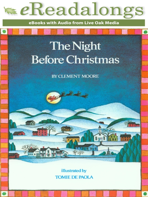 Cover of The Night Before Christmas