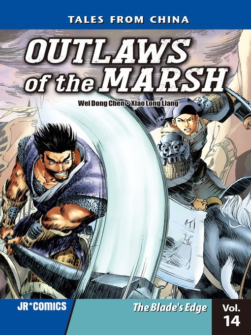 Title details for Outlaws of the Marsh, Volume 14 by Wei Dong Chen - Available