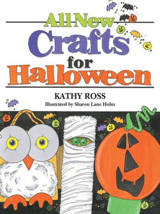 Title details for All New Crafts for Halloween by Kathy Ross - Available