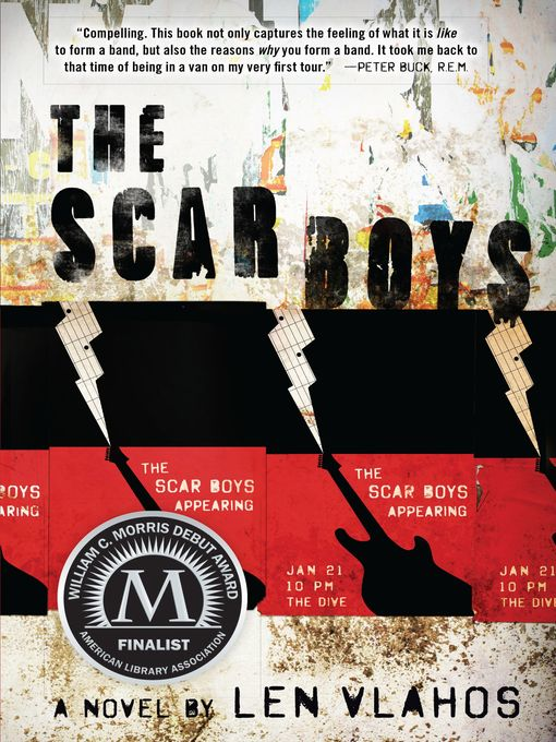 Cover of The Scar Boys