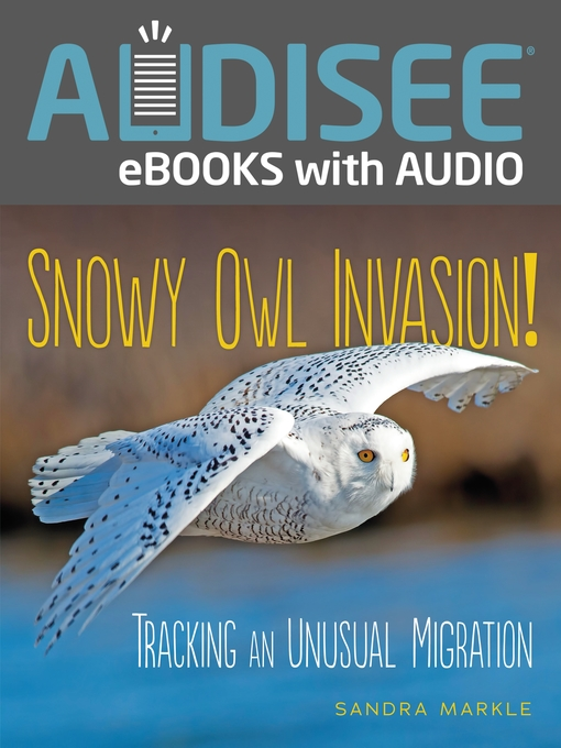Title details for Snowy Owl Invasion! by Sandra Markle - Available