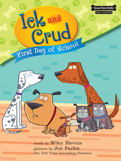 Cover of First Day of School