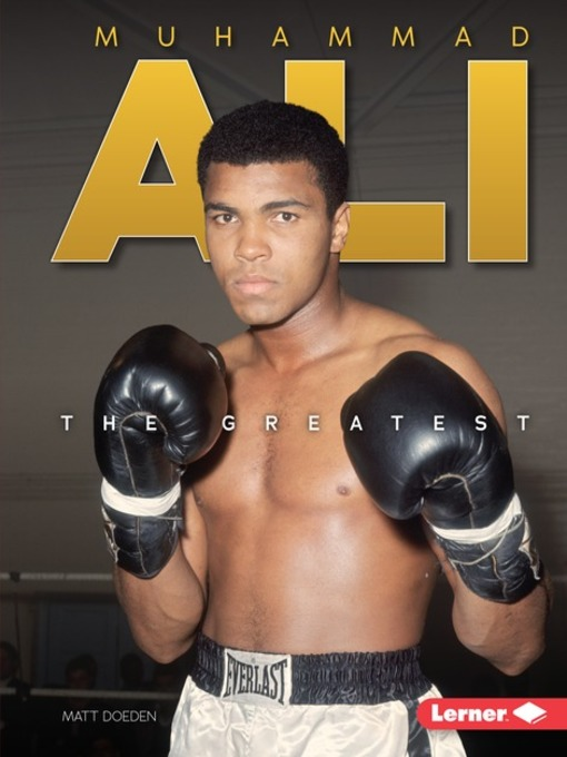 Cover image for book: Muhammad Ali