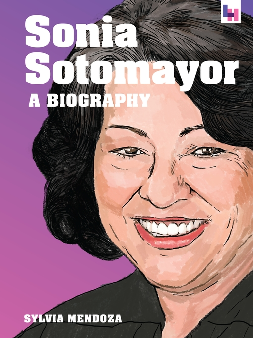 Cover image for book: Sonia Sotomayor