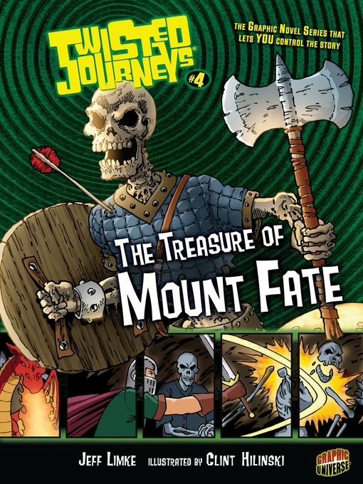 Title details for The Treasure of Mount Fate by Jeff Limke - Available