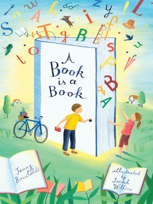 Title details for A Book is a Book by Jenny Bornholdt - Available