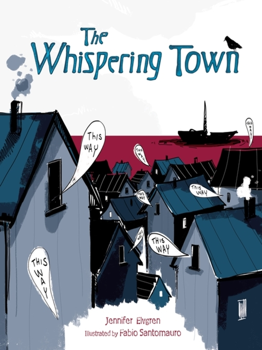 Cover of The Whispering Town