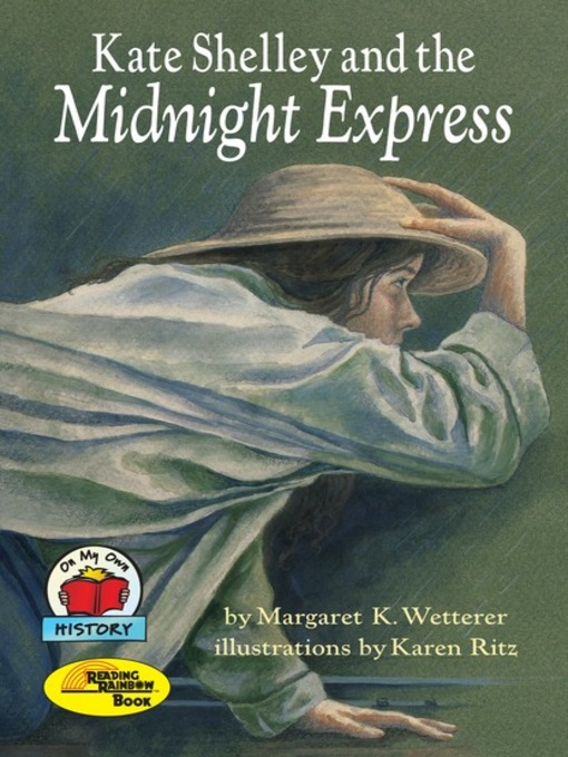 kate shelley and the midnight express book