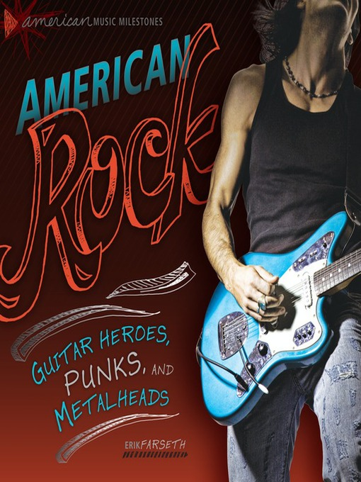 Cover of American Rock