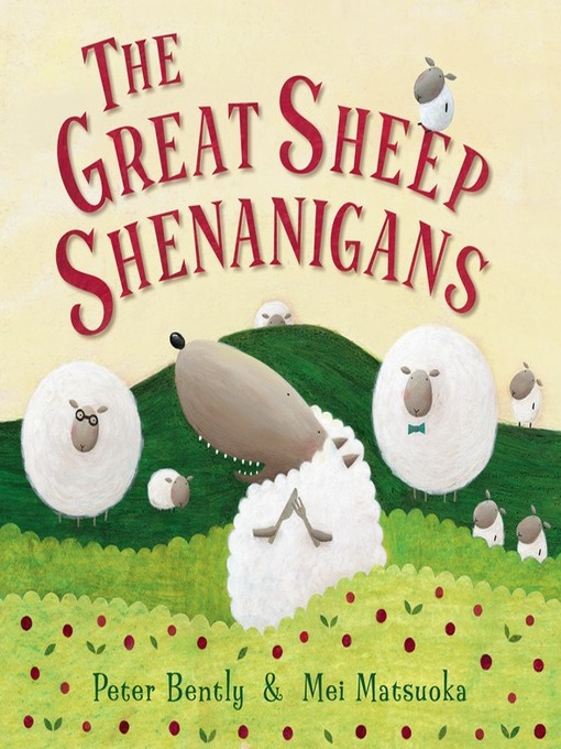 Cover of The Great Sheep Shenanigans