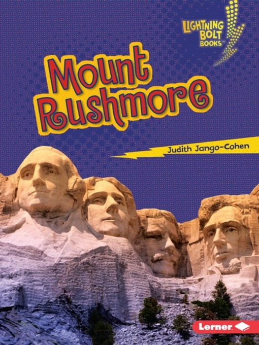 Title details for Mount Rushmore by Judith Jango-Cohen - Available