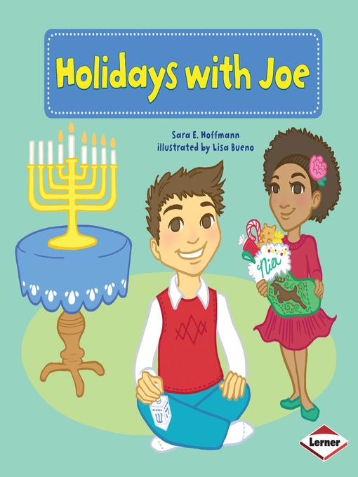 Title details for Holidays with Joe by Sara E. Hoffmann - Available