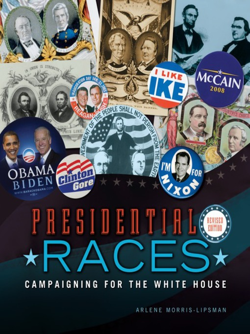 Title details for Presidential Races by Arlene Morris-Lipsman - Available