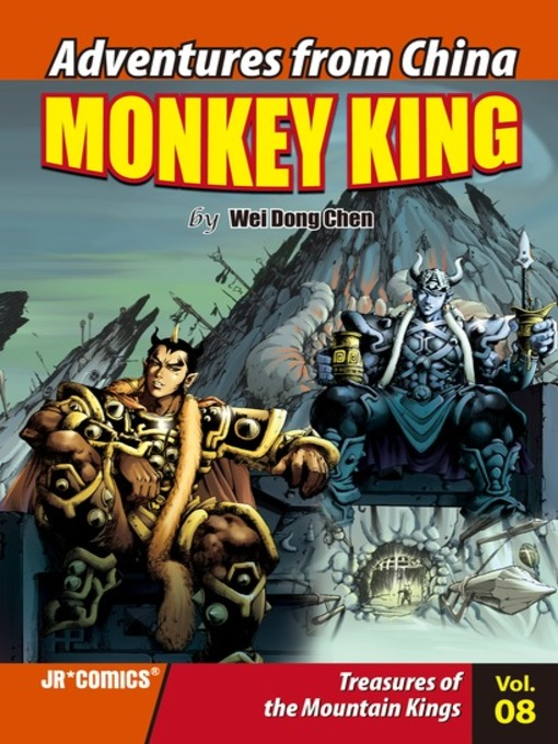 Title details for Monkey King, Volume 08 by Wei Dong Chen - Available
