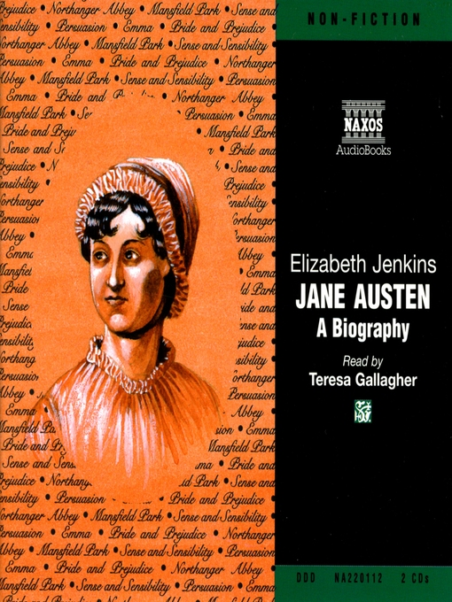 Title details for Jane Austen by Elizabeth Jenkins - Available