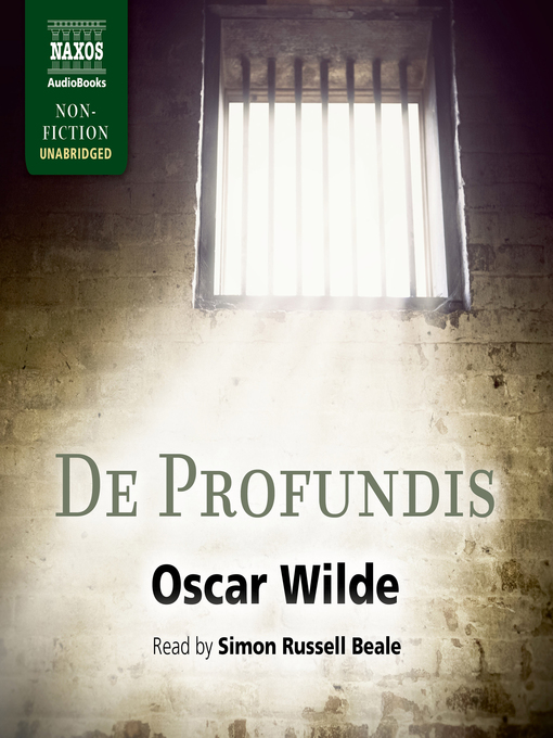 Title details for De Profundis by Oscar Wilde - Available