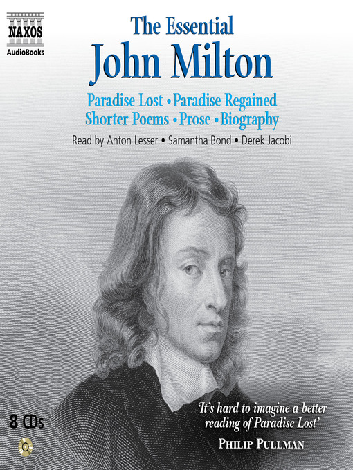 Title details for The Essential John Milton by John Milton - Available