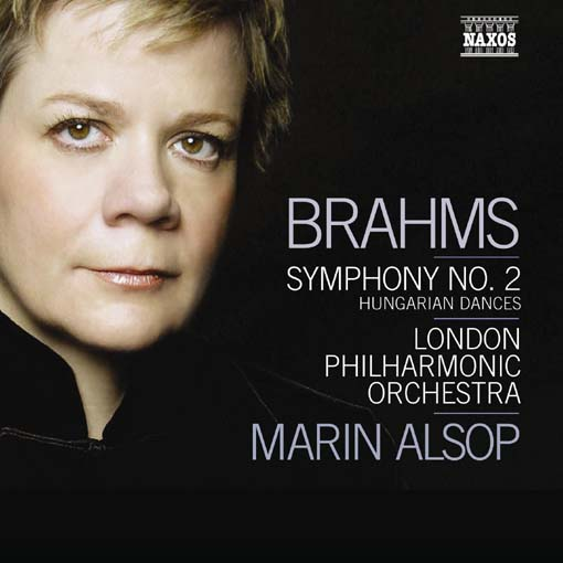 Cover of BRAHMS: Symphony No. 2 / Hungarian Dances