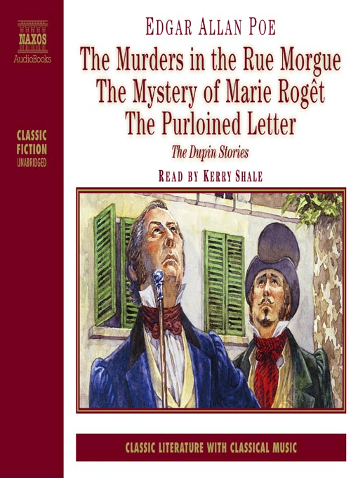 Title details for The Dupin Stories by Edgar Allan Poe - Available