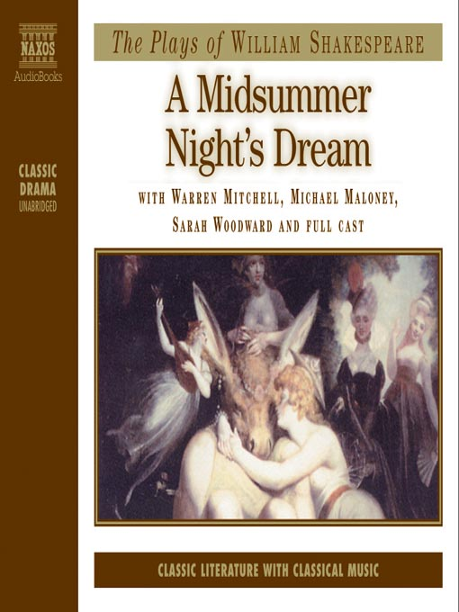 an analysis of the comedy in a midsummer nights dream a play by william shakespeare A midsummer night's dream by william shakespeare analysis  a midsummer night's dream / a midsummer night's dream is a classic example of shakespearean comedy.