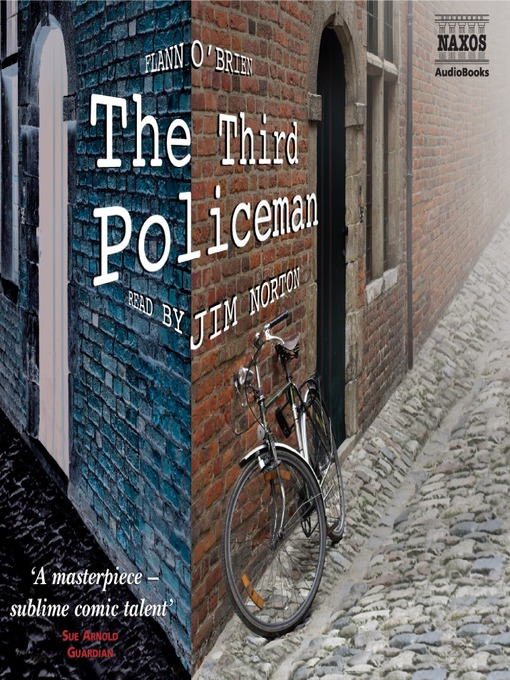 Cover of The Third Policeman