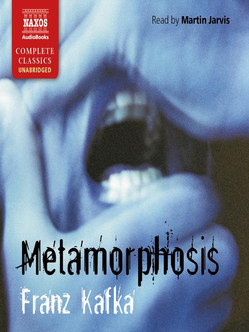 Title details for Metamorphosis by Franz Kafka - Wait list