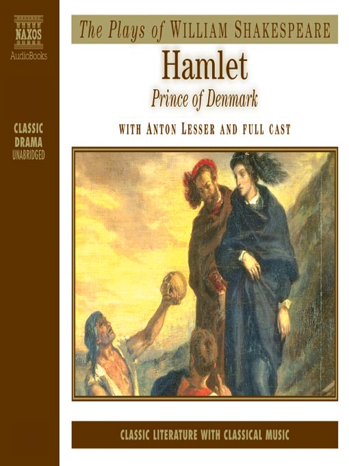 a literary analysis of the play hamlet by william shakespeare Life of william shakespeare essential knowledge and literary terms to understand shakespeare dramatic irony occurs in a play when the audience.