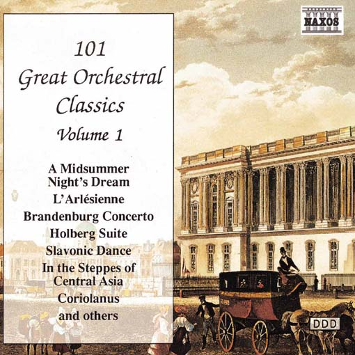 Title details for 101 GREAT ORCHESTRAL CLASSICS, Vol. 1 by Ludwig van Beethoven - Wait list