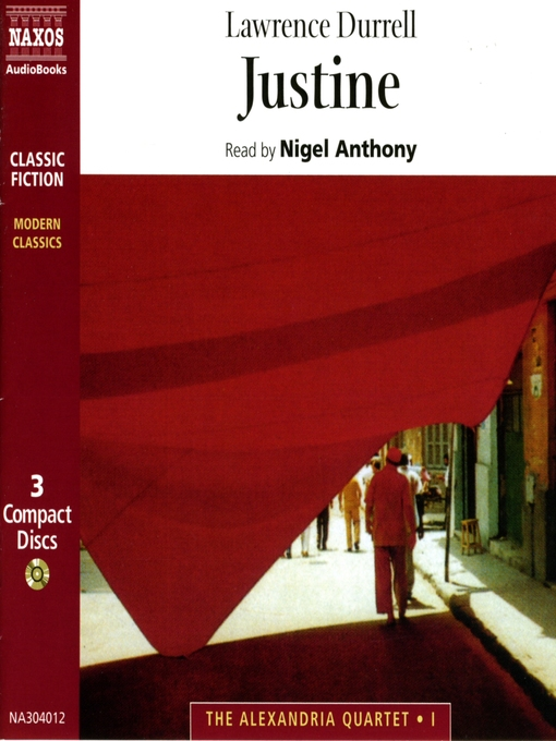 Title details for Justine by Lawrence Durrell - Available