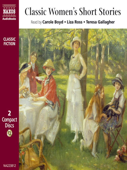 Title details for Classic Women's Short Stories by Katherine Mansfield - Wait list