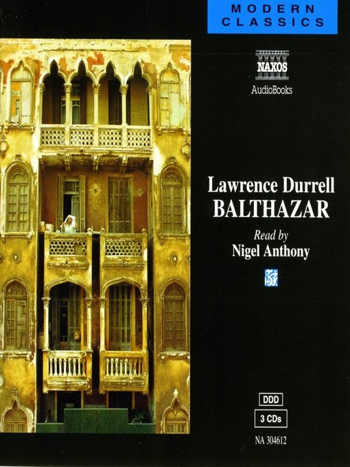 Title details for Balthazar by Lawrence Durrell - Available