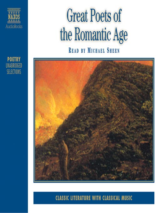 Title details for Great Poets of the Romantic Age by Heather Godwin - Available